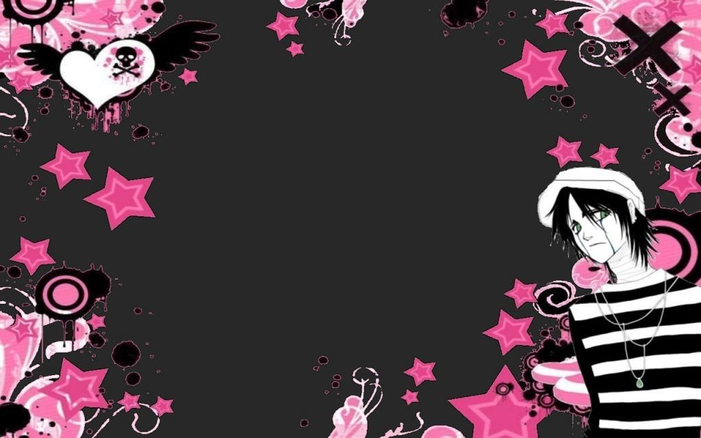 EMO DESKTOP WALLPAPERS Emo wallpaper Emo Girls Emo Boys Emo 1024x640