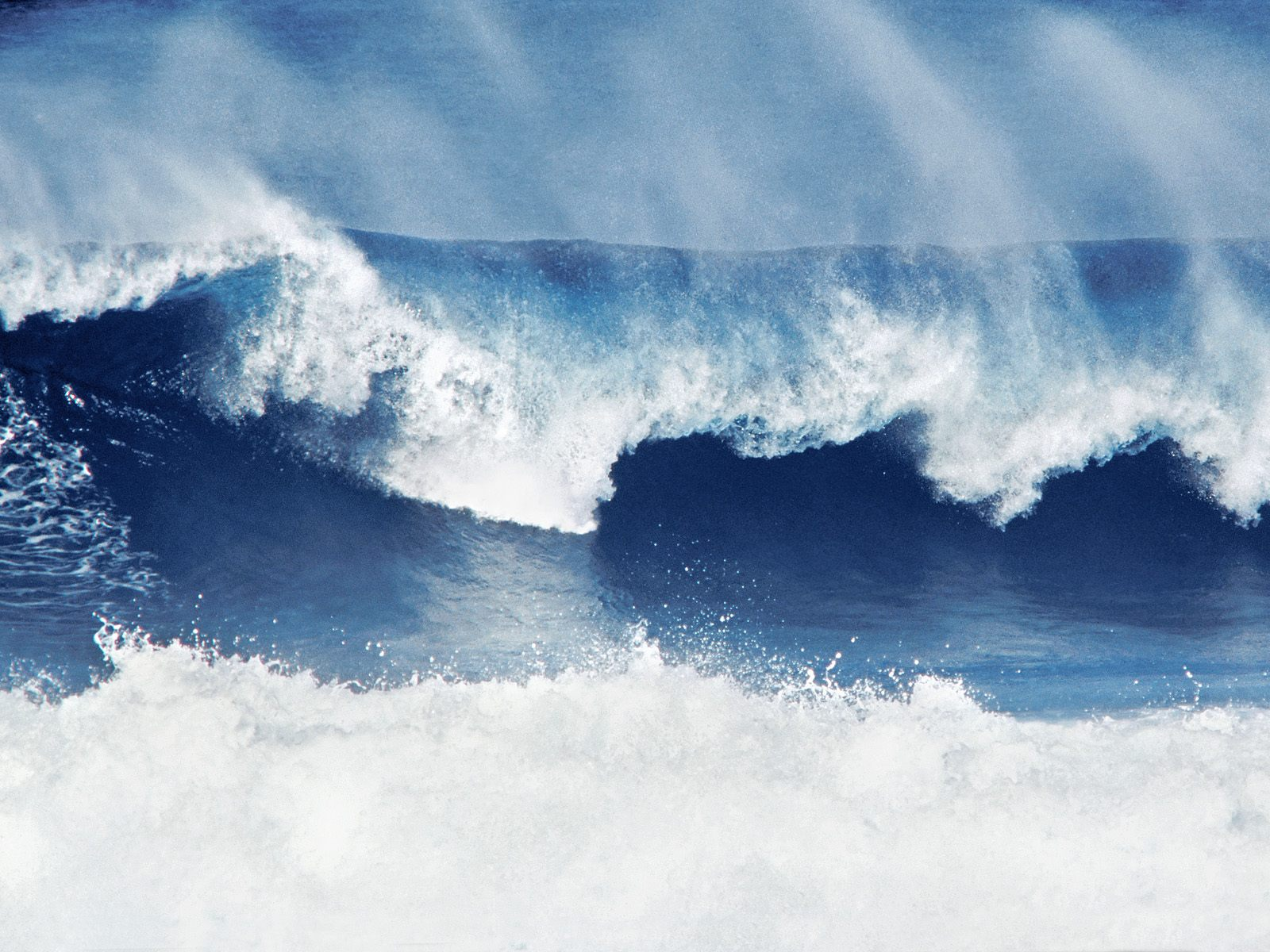 Ocean Waves Wallpaper wallpaper wallpaper hd background desktop 1600x1200