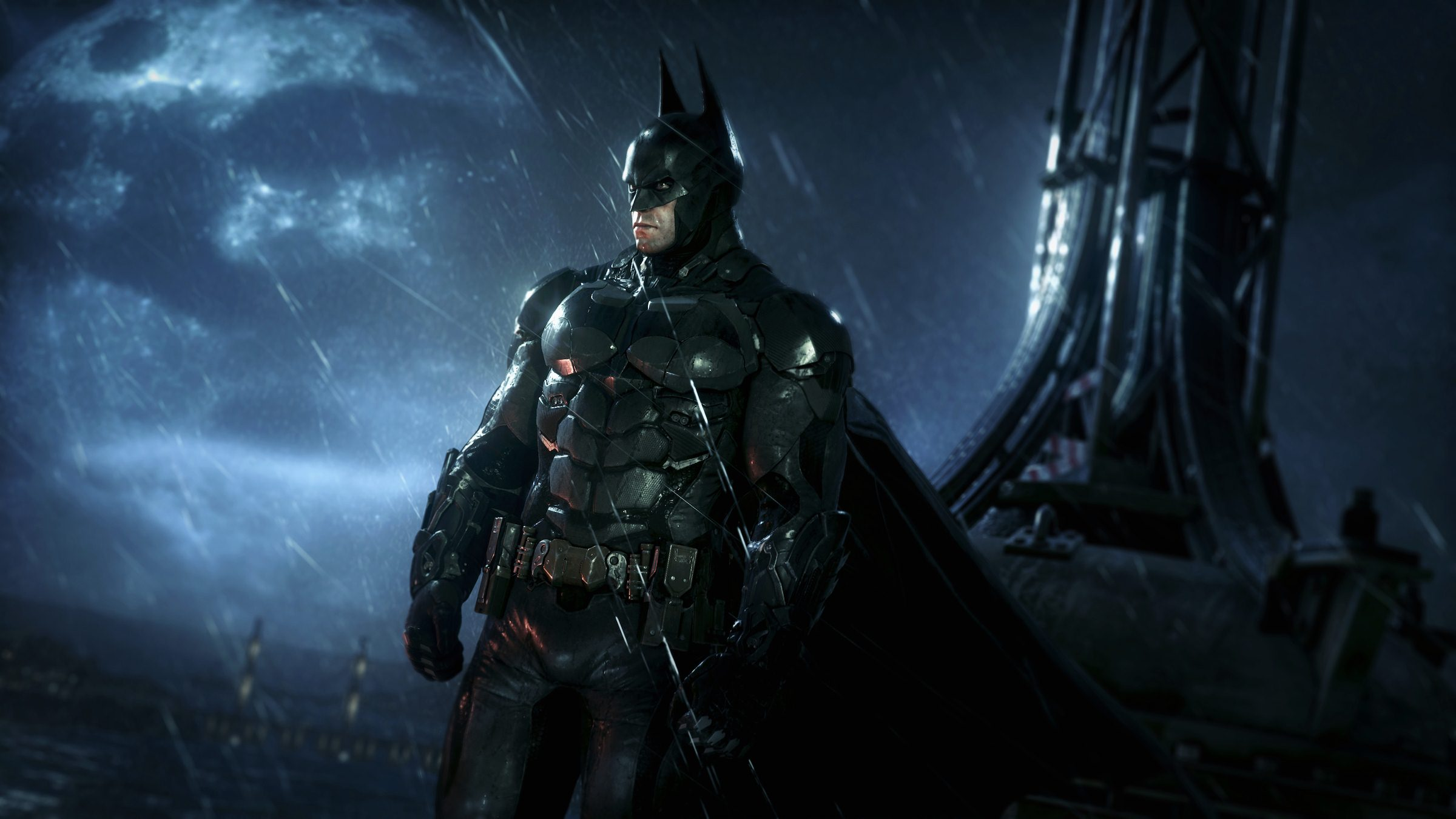 Batman Arkham Knight High Definition Wallpapers 2400x1350