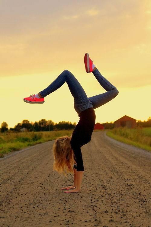 dance cool teen girl cheerleading gymnastics flexible vans 500x750