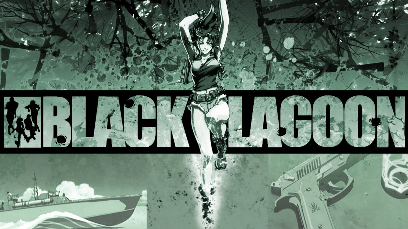76 Black Lagoon Wallpaper On Wallpapersafari