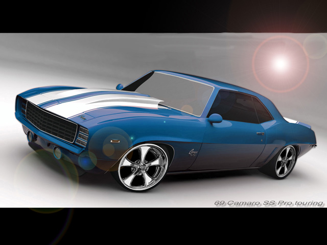 was possible 69camarosswallpaper Ss chevy camaro with howell 640x480