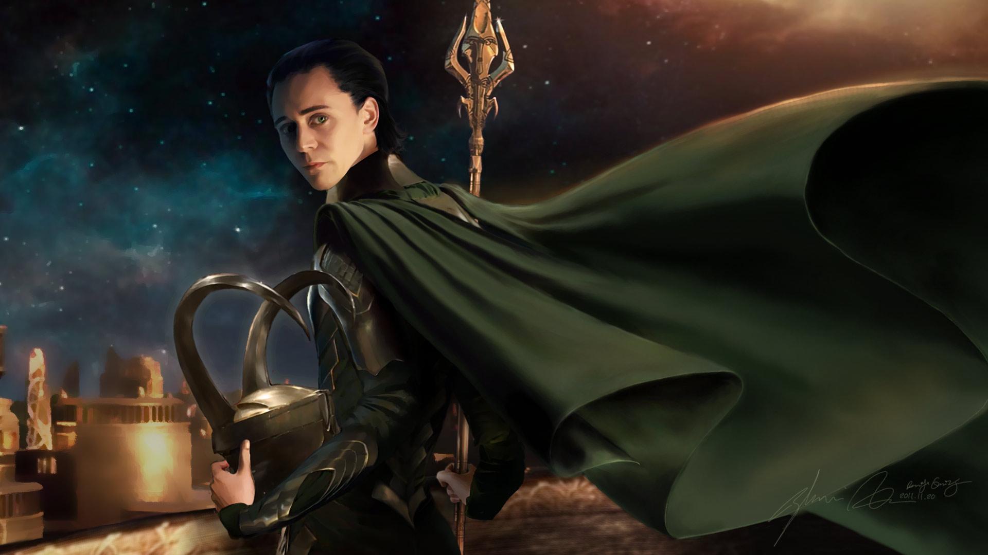 pantalla de Loki Wallpapers de Loki Fondos de escritorio de Loki 1920x1080