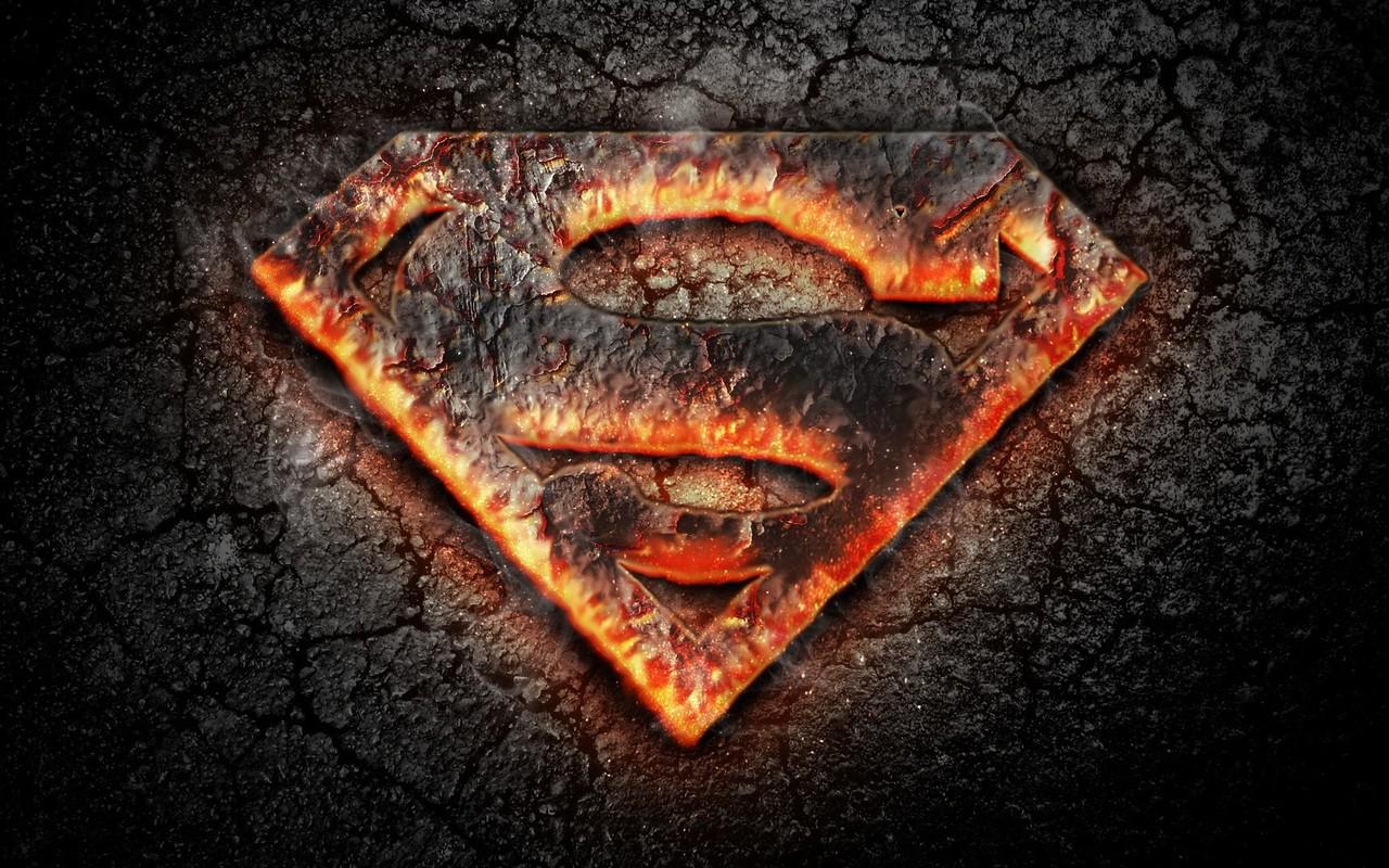 Fotos   Superman Logo Ipad Wallpaper Download Wallpaper 1280x800