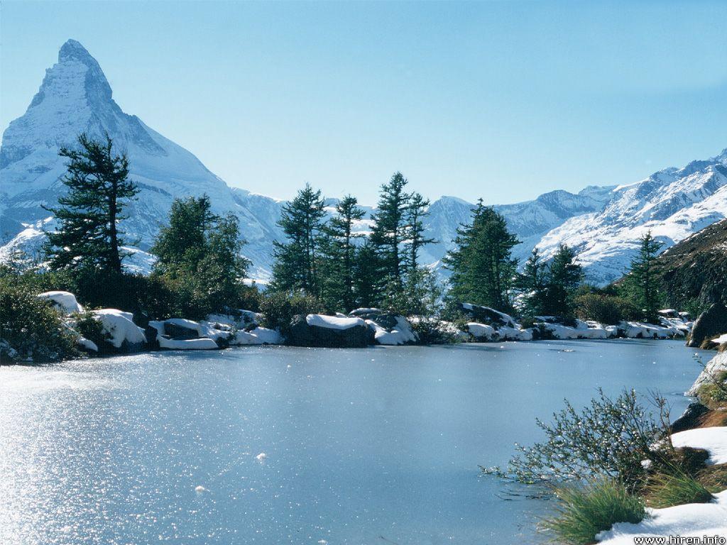 Beautiful Mountain Wallpapers  Himalayas cini clips 1024x768