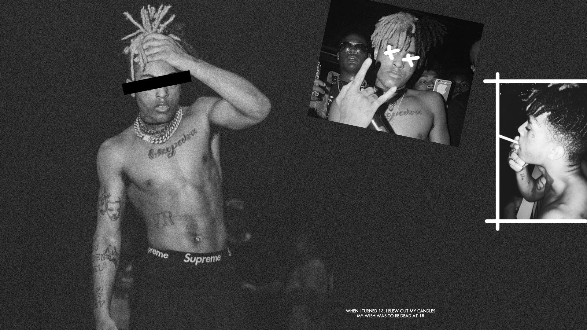 Xxxtentacion Wallpapers 81 pictures 1920x1080