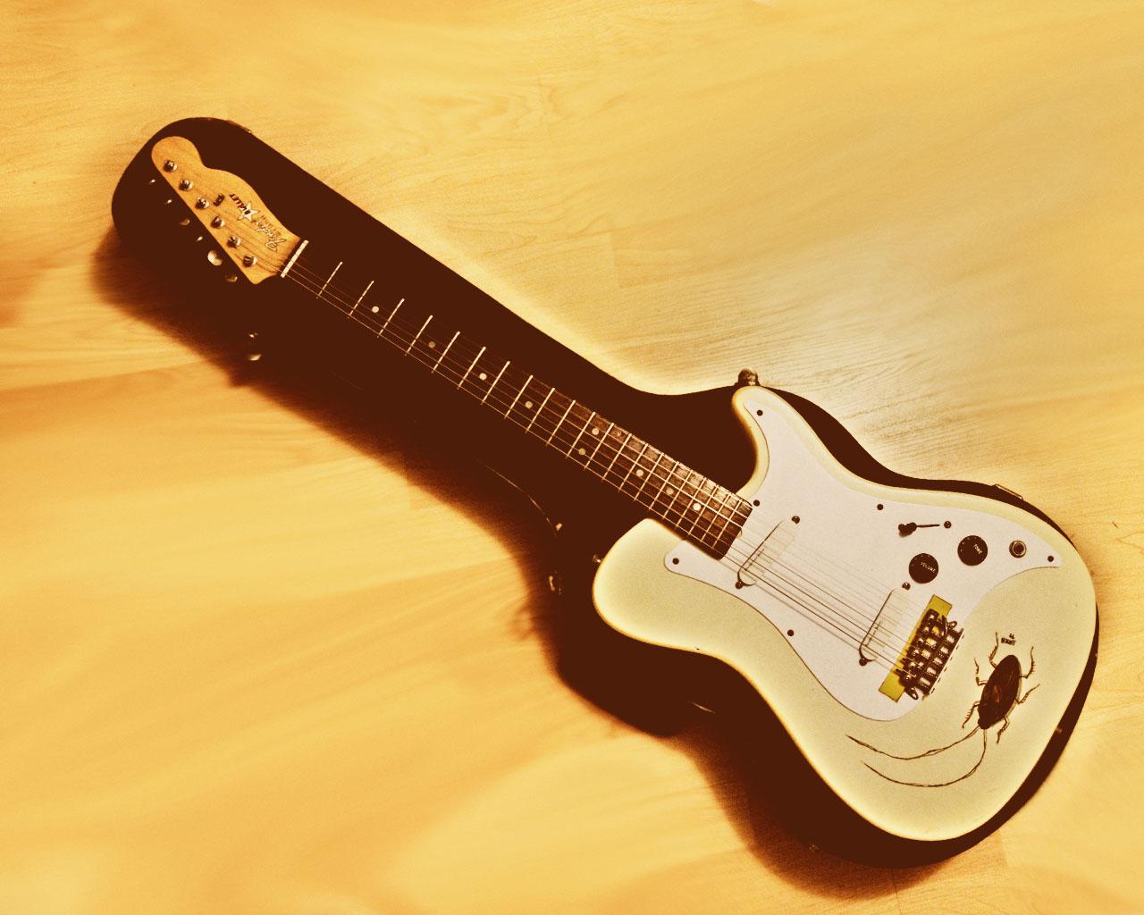 Fender Guitar Wallpapers For Desktop 2106 Hd Wallpapers in Music 1280x1024