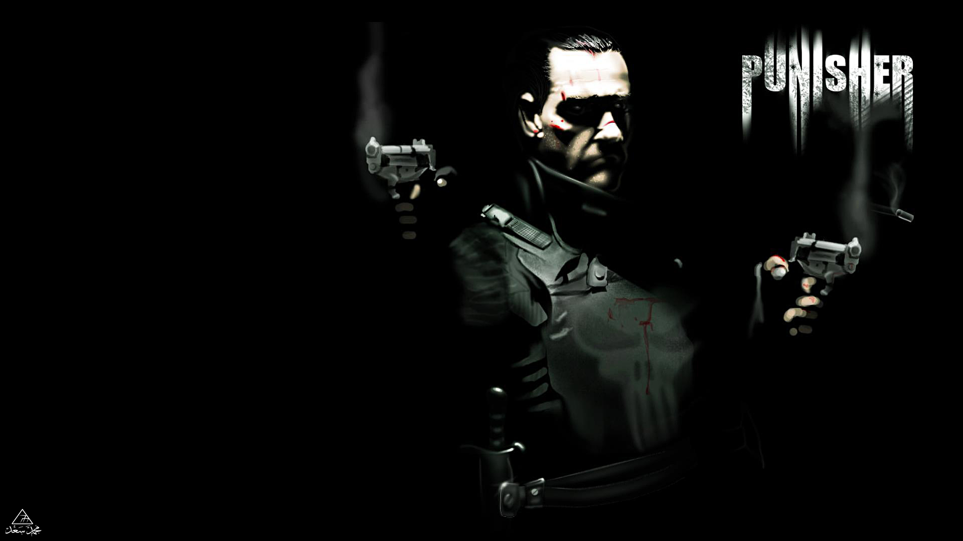 The Punisher HD Wallpapers for desktop download 1920x1080