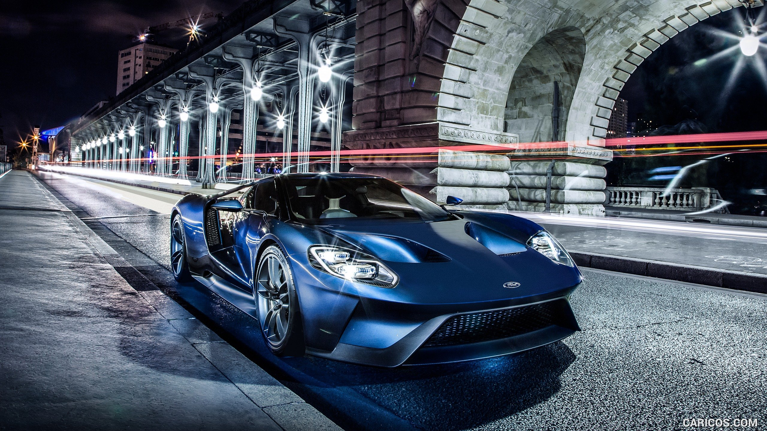 2017 Ford GT   Front HD Wallpaper 7 2560x1440