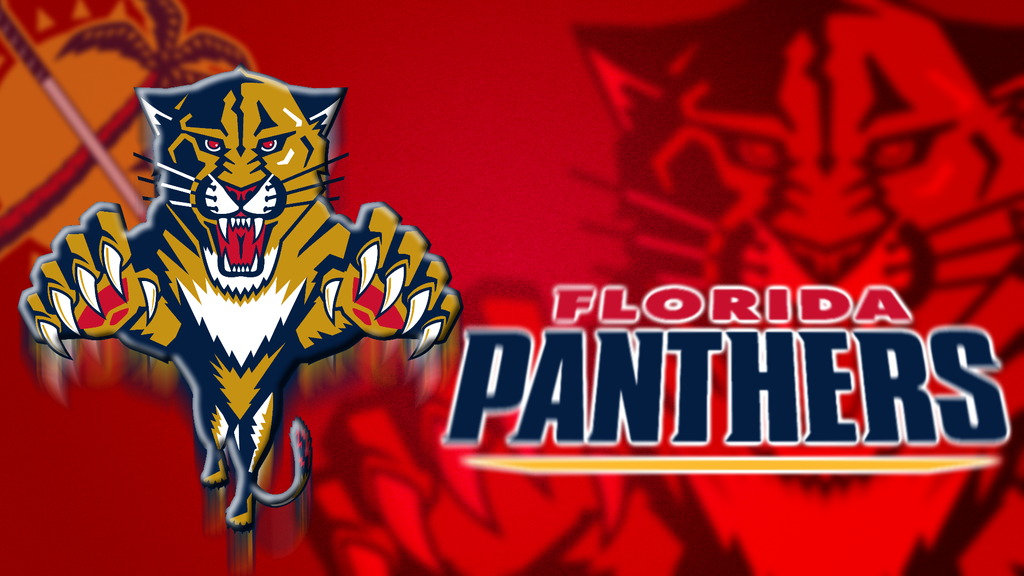 Florida Panthers Wallpaper by NASCARFAN160 1024x576