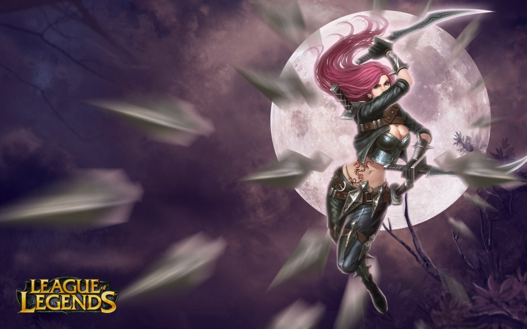 Free Download League Of Legends Katarina Wallpapers League