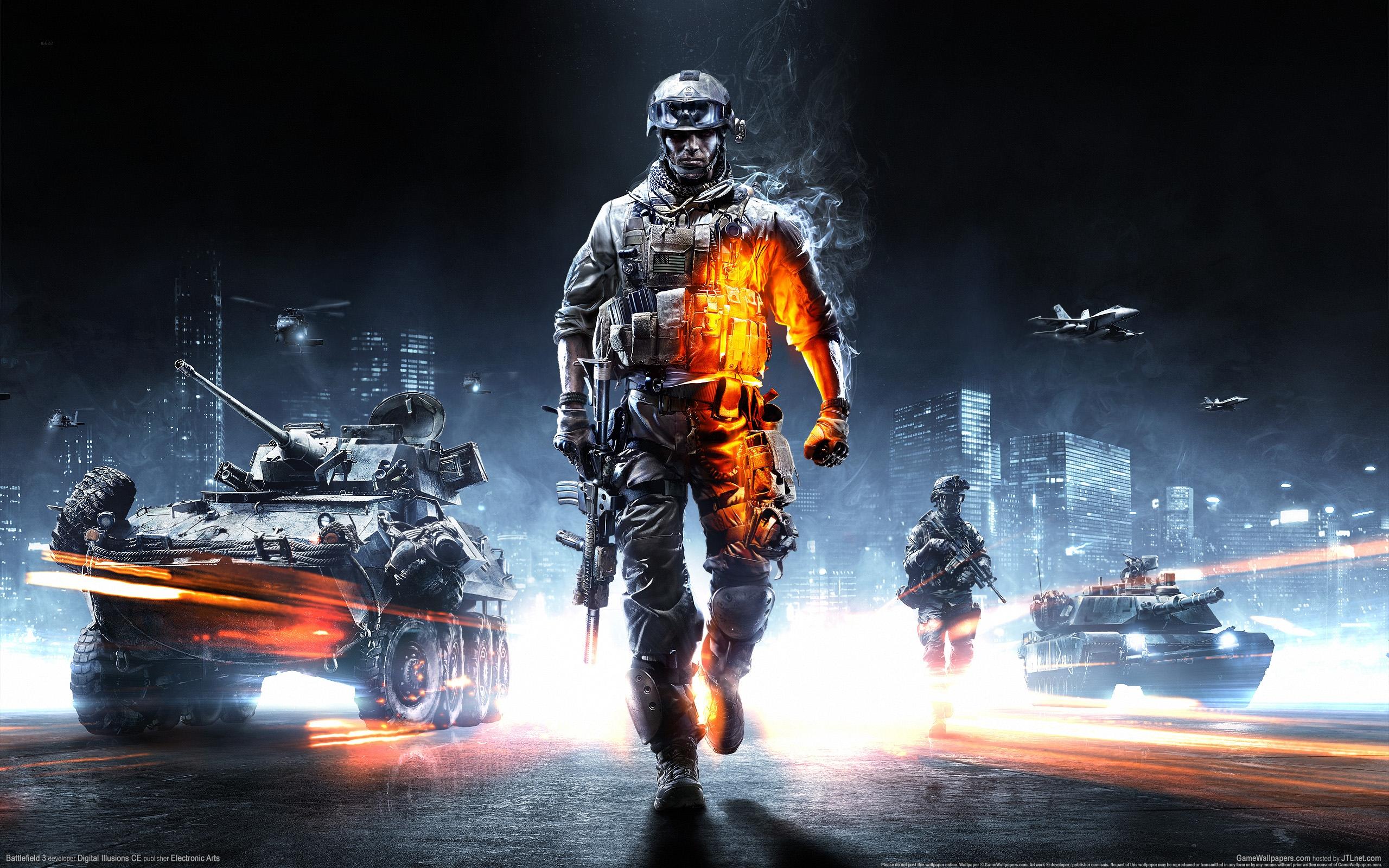Battlefield 3   O Melhor Shooter dessa Gerao Pipoca e Nanquim 2560x1600