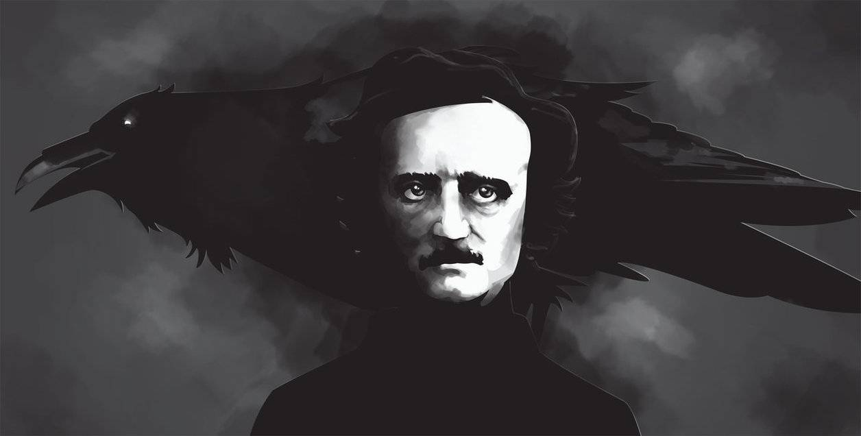 Edgar Allan Poe Wallpaper 4   Edgar Allan Poe Wallpaper 1256x636