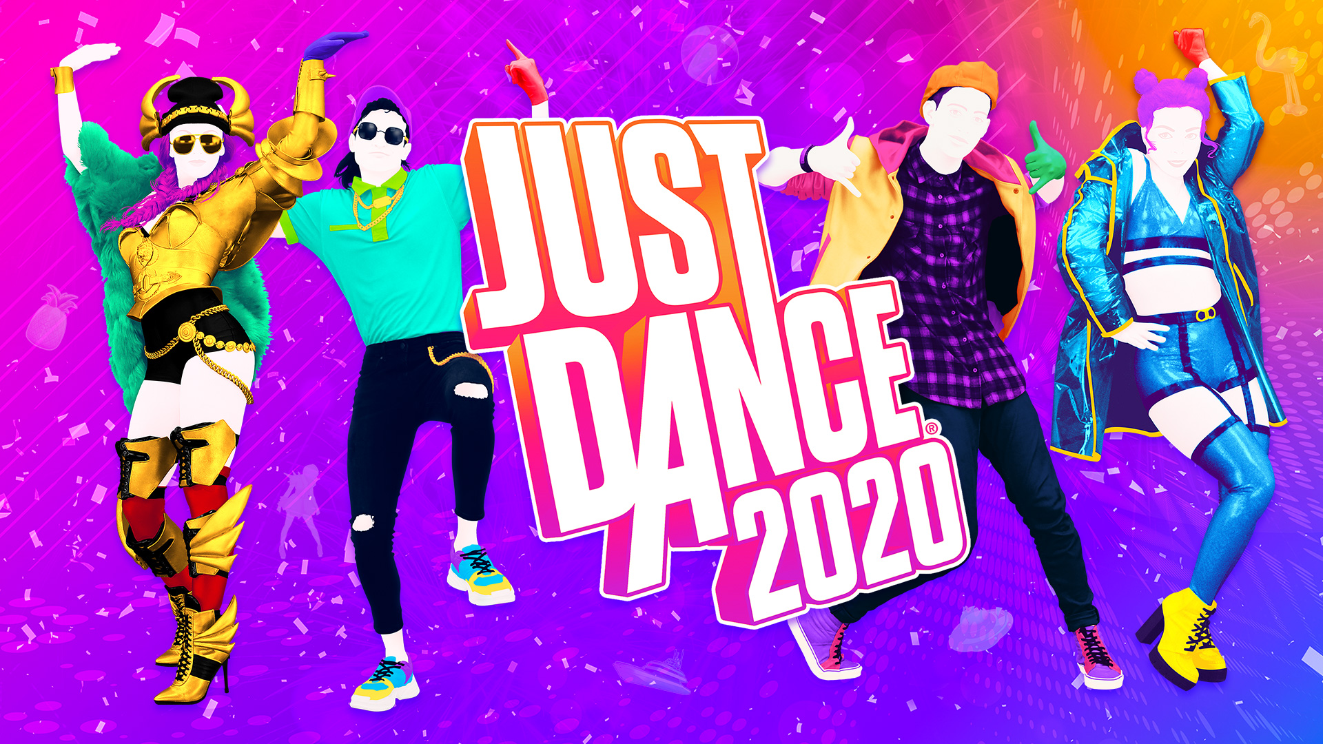 Just Dance 2020 for Nintendo Switch   Nintendo Game Details 1920x1080