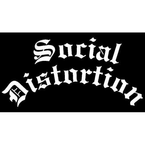 Social Distortion Logo Social distortion   logo 500x500