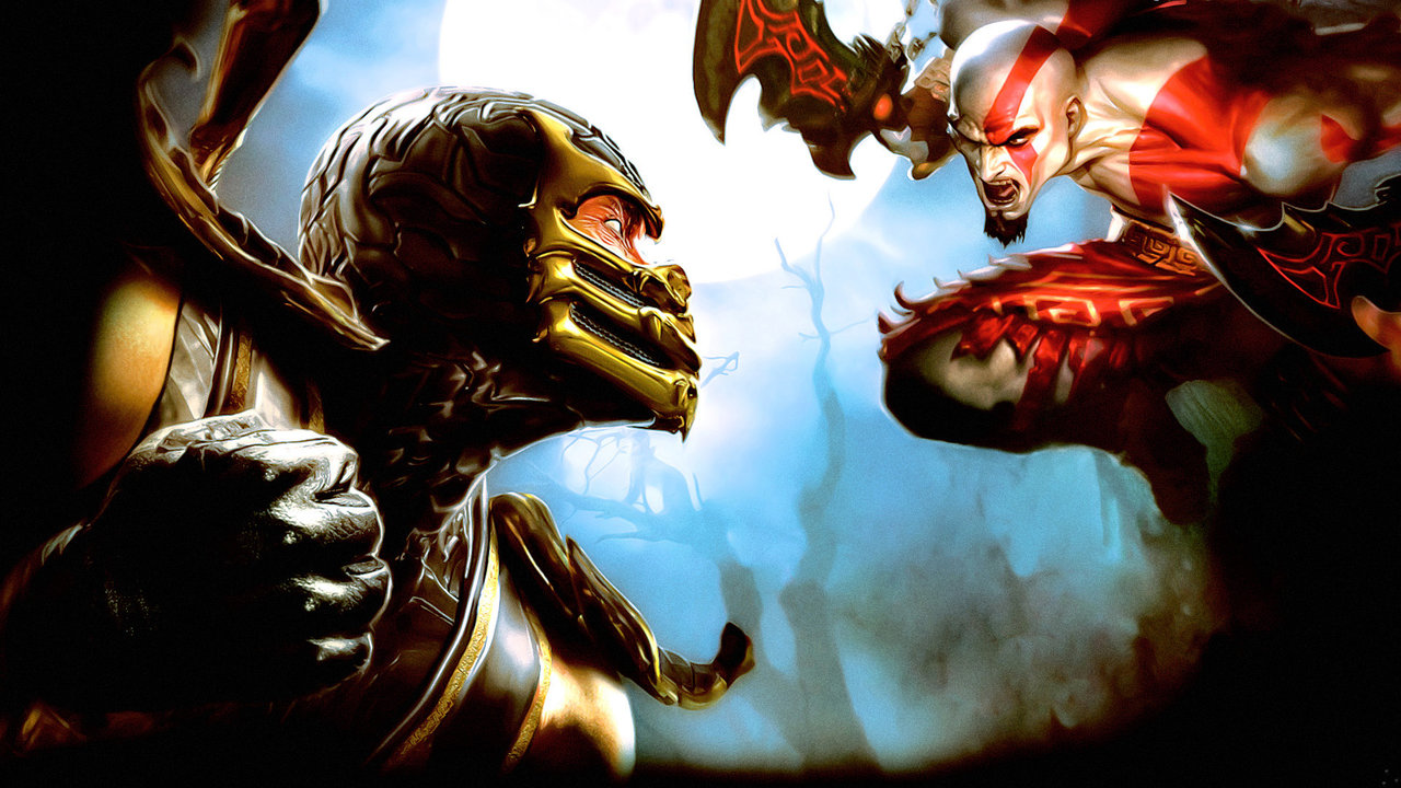 Scorpion Mortal Kombat 9 FOTOS 3D 1280x720