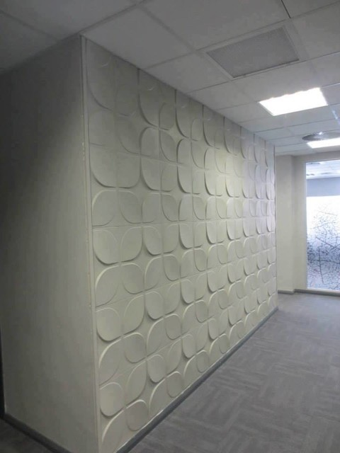 Textured wall coverings   Modern   Wallpaper   toronto   by WallDecor 480x640