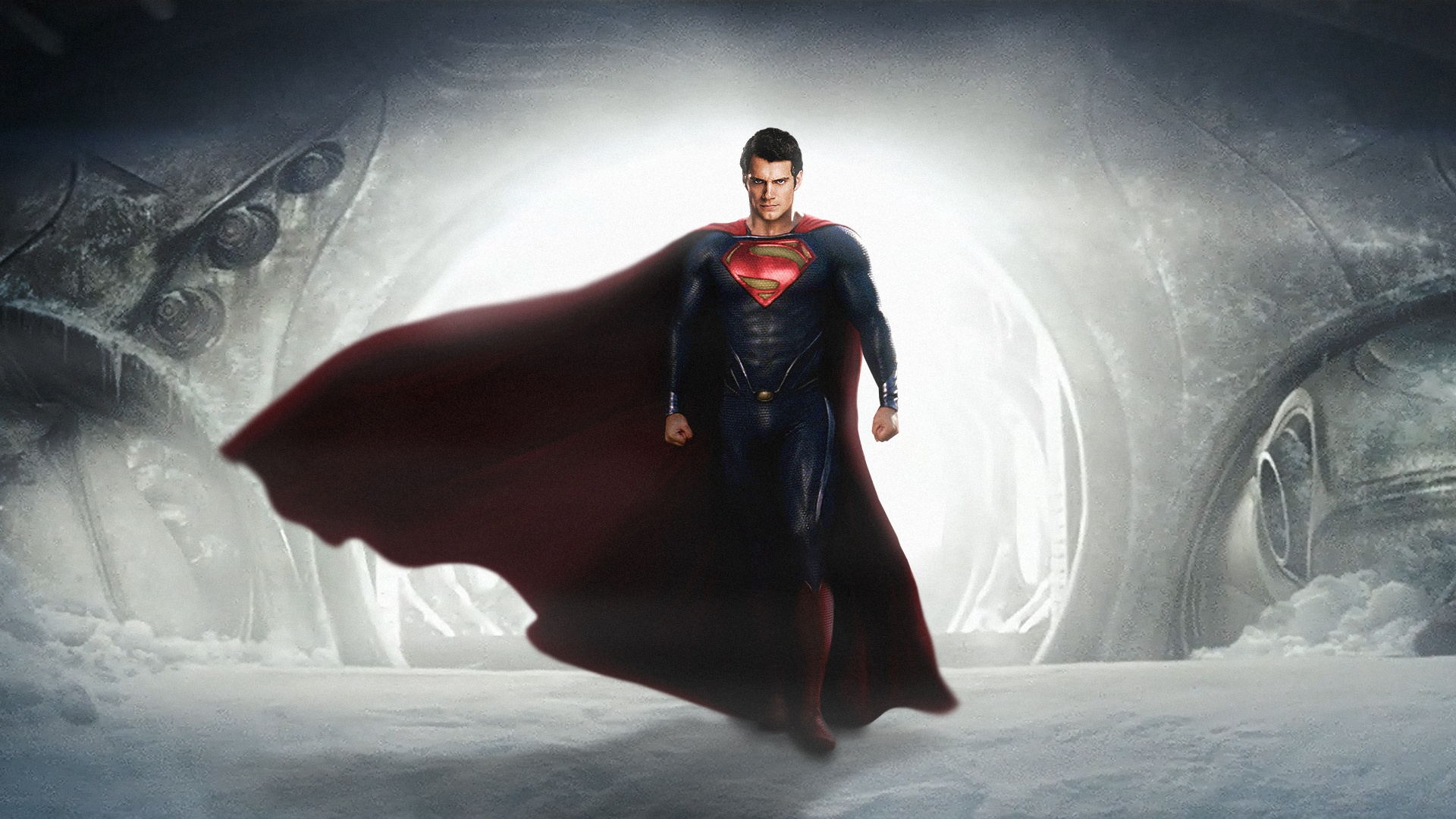 of Steel HD Wallpaper in high resolution for Get Man of Steel HD 1920x1080