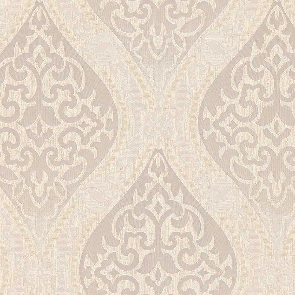 Labyrinth Wallpaper by Graham Brown   Cream Gold Look Again 1000x1000