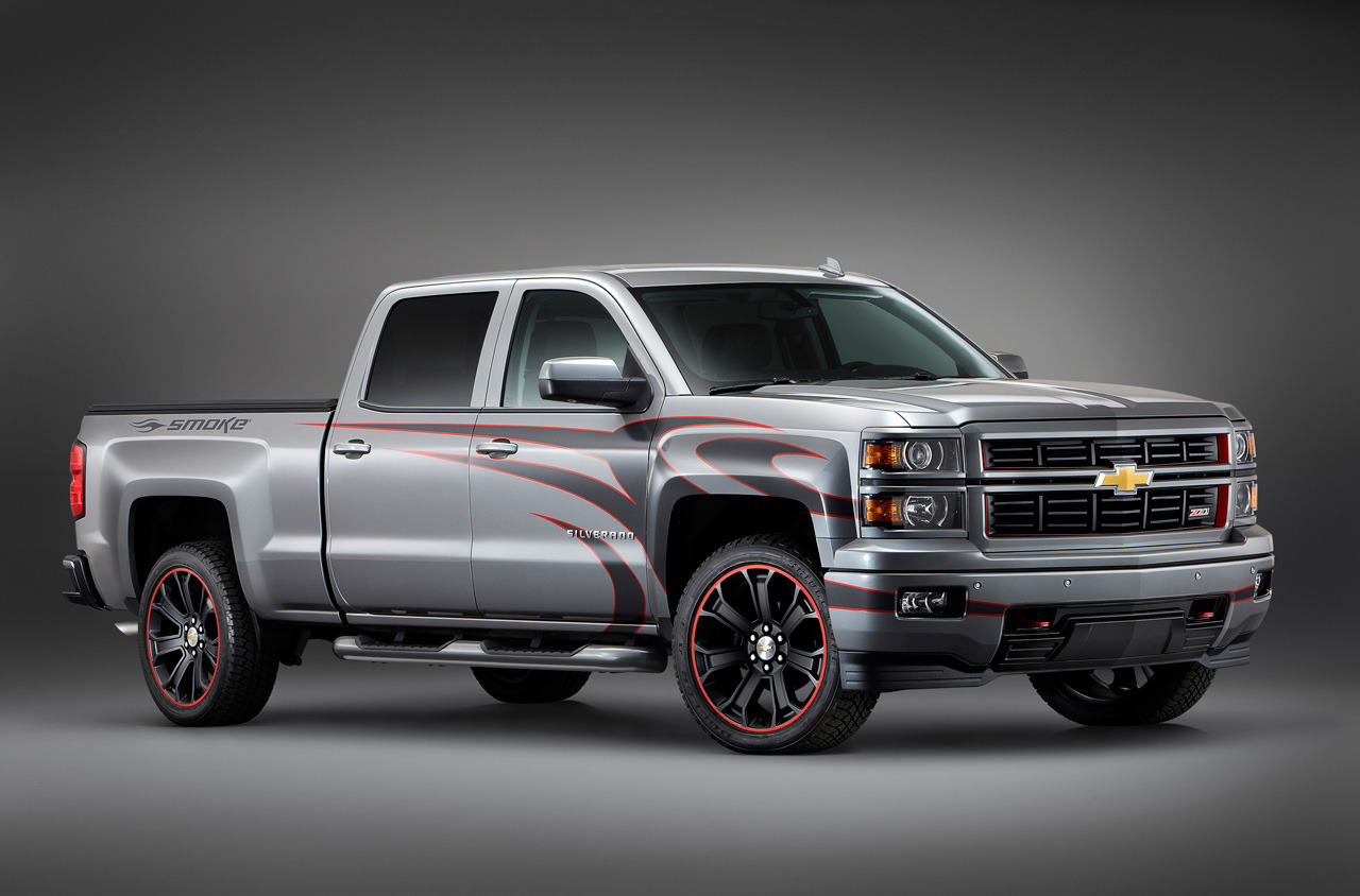 Chevy SEMA Truck Concepts 2013 Photo Gallery   Autoblog 1280x844