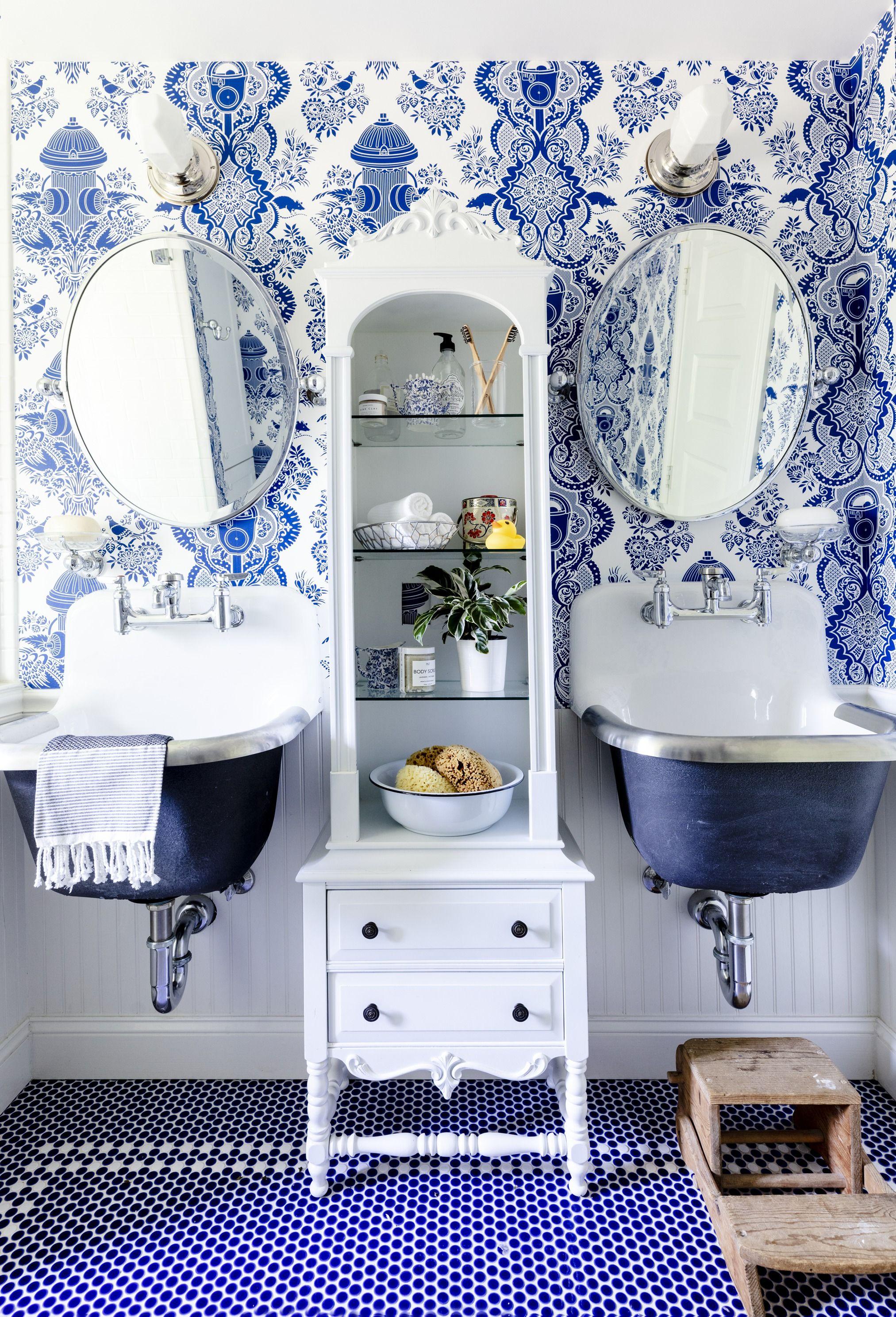 Free download 28 Bathroom Wallpaper Ideas Best Wallpapers ...