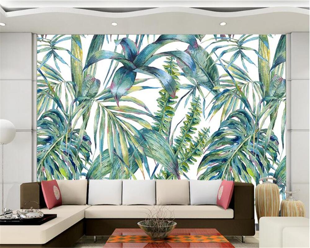 beibehang Nordic Individuality Silkscreen Wallpaper Hand drawn 1000x800