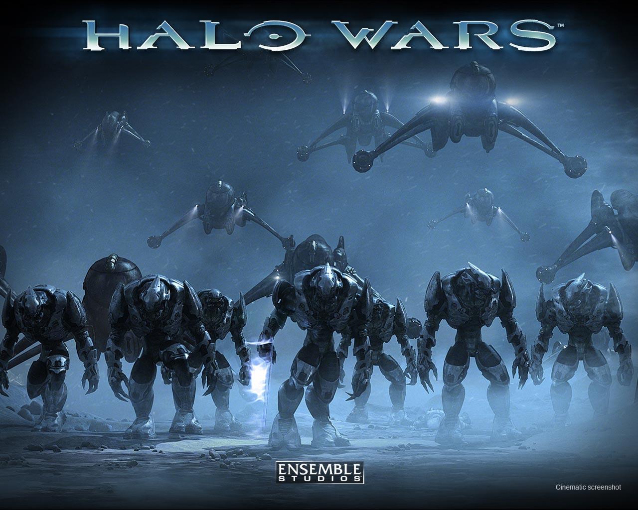 Halo Wars Elite Wallpaper 5337 Hd Wallpapers in Games   Imagescicom 1280x1024