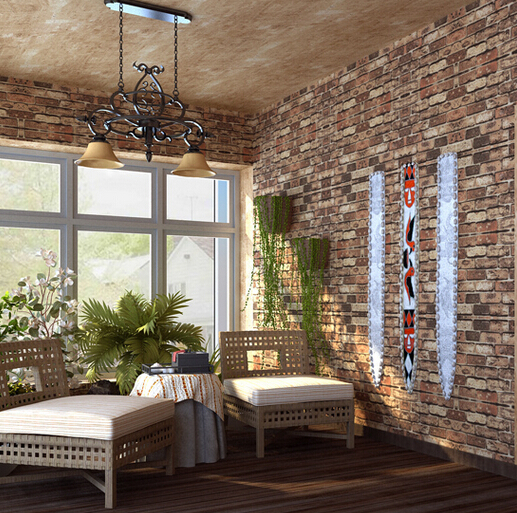 Wallpaper brick wall papel de parede 3D chinese wallpapers for wall 517x513