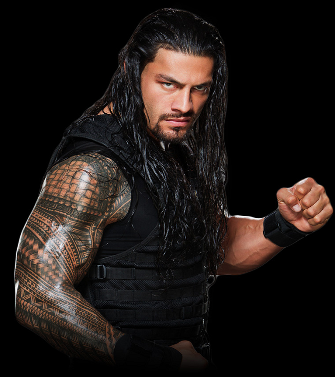 Wallpaper Roman Reigns