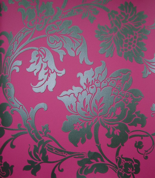 Pink Metallic Wallpaper - WallpaperSafari