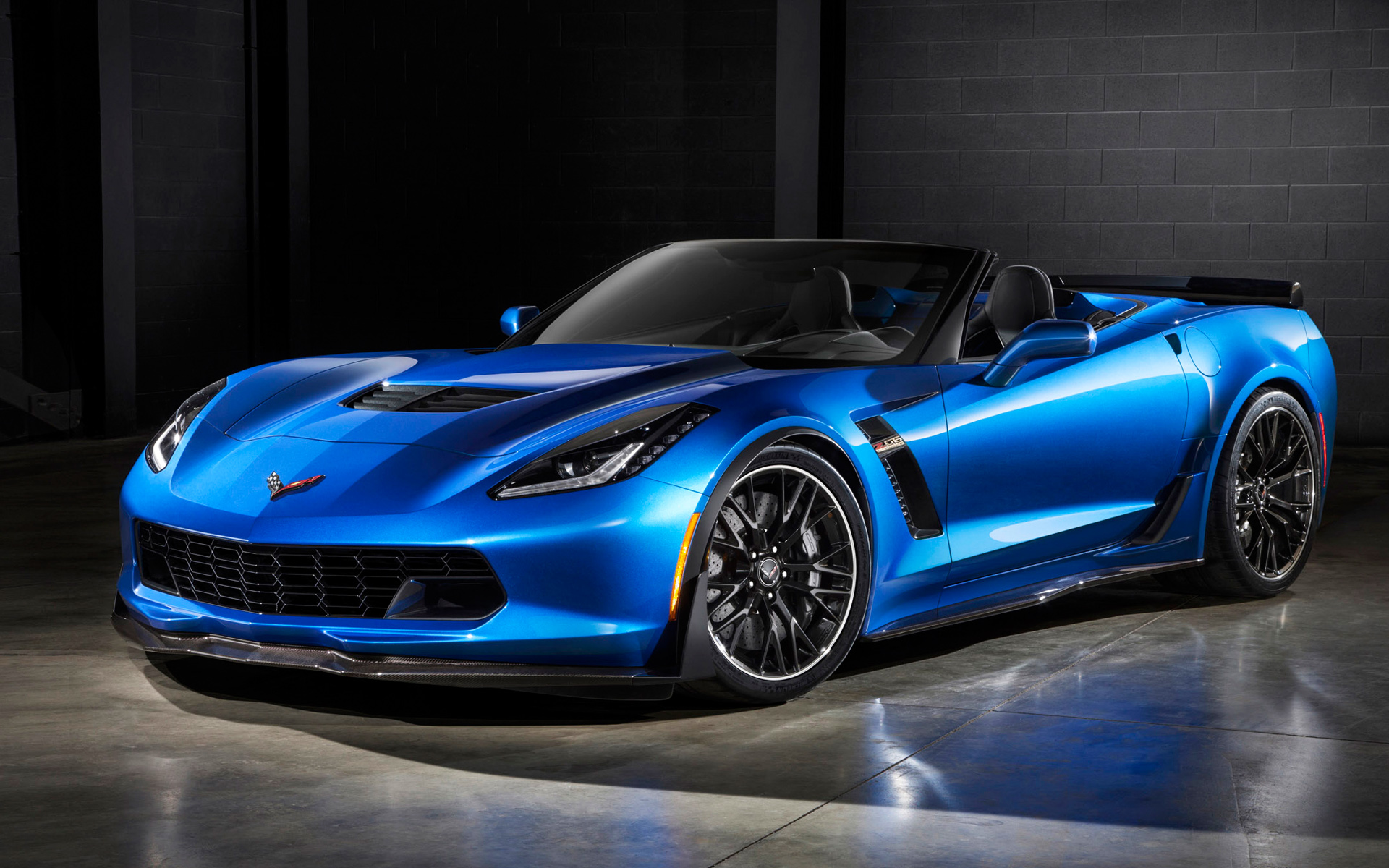 Chevrolet Corvette Z06 Convertible 2015 Wallpapers HD Wallpapers 1920x1200