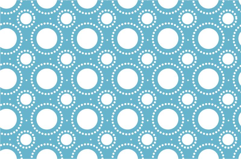 Aninimal Book: Blue Circle Wallpaper - WallpaperSafari
