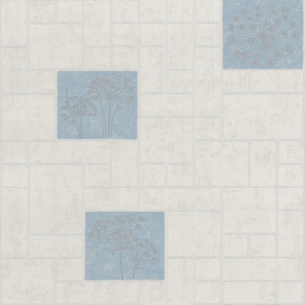 Graham Brown Contour Beige Natural Stone Tile Kitchen: Tiling On A Roll Wallpaper
