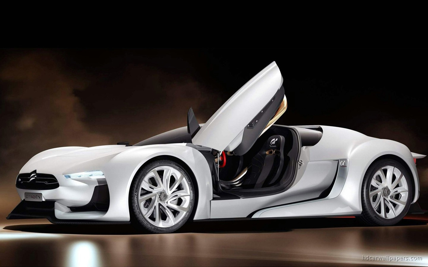 Citroen Supercar Concept Wallpaper HD Car Wallpapers 1440x900