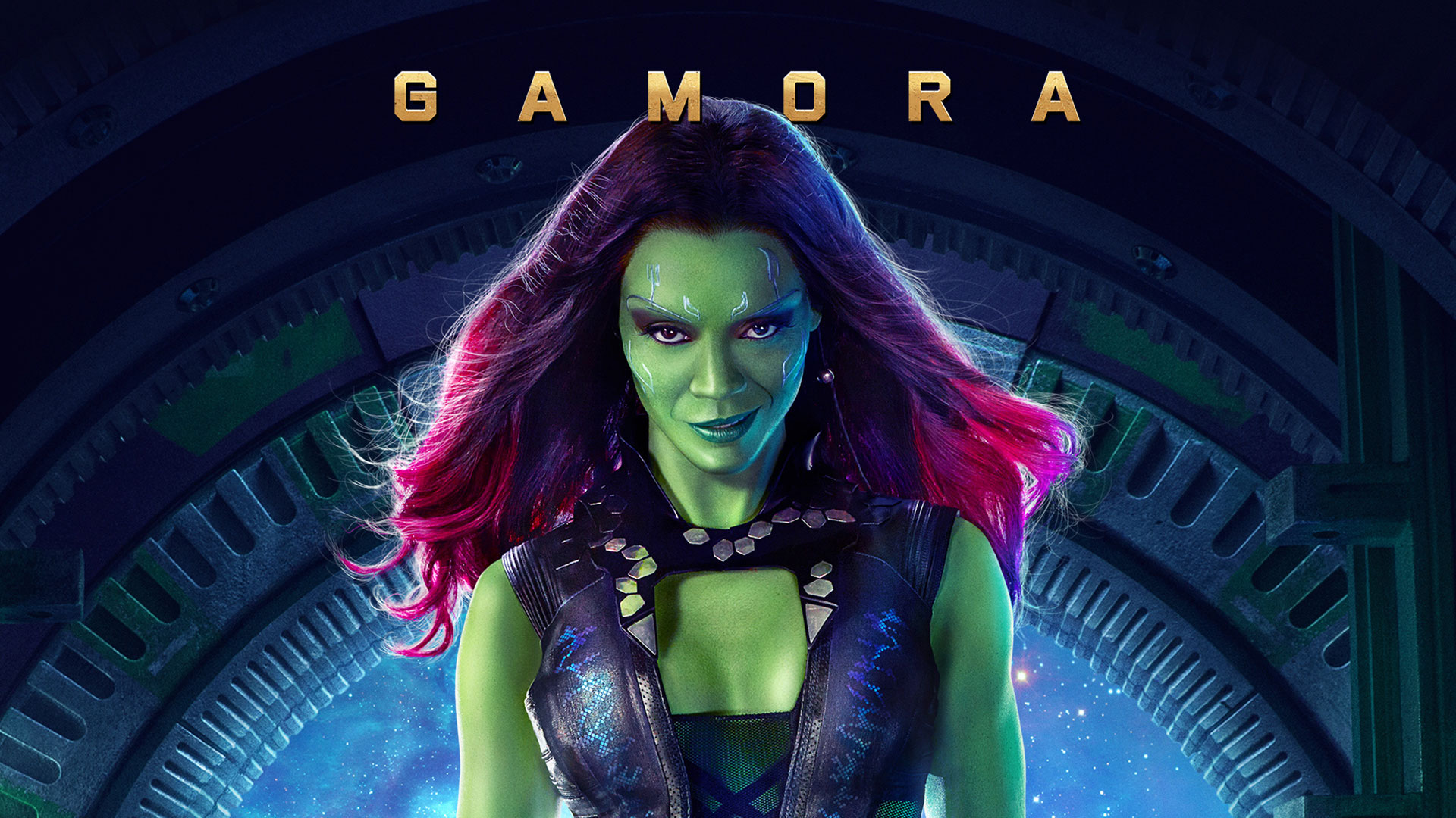 Free Download Guardians Of The Galaxy Gamora Wallpaper Hd Marvels