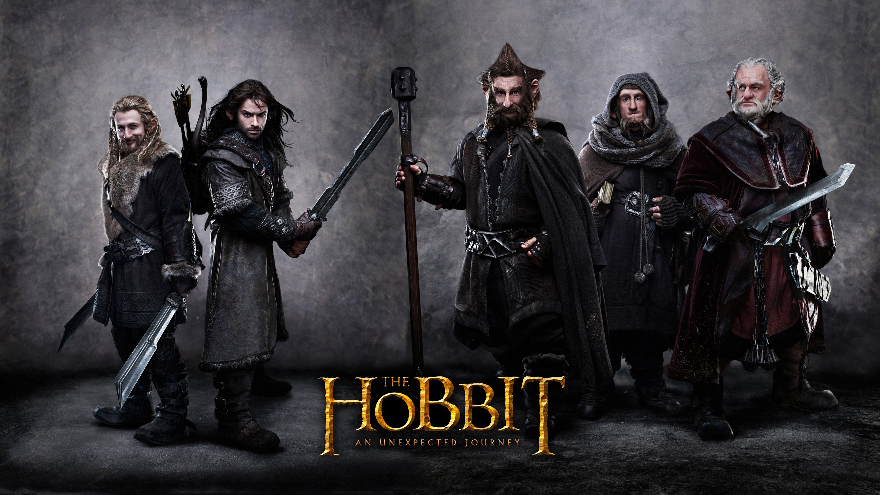 The Hobbit An Unexpected Journey Wallpapers HD Wallpapers 2840x1600