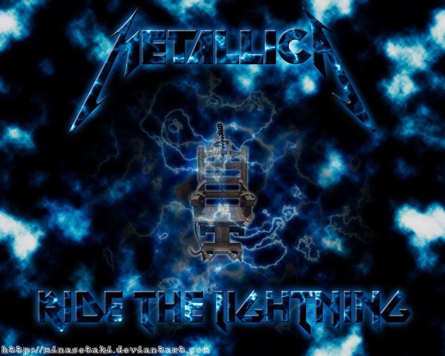 Ride The Lightning Metallica Quotes QuotesGram 900x720