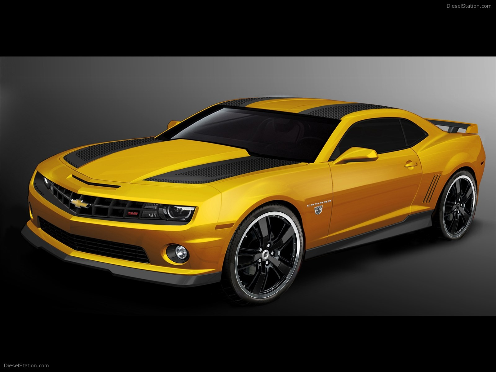 transformers desktop wallpapers chevrolet camaro wallpaper 1600x1200