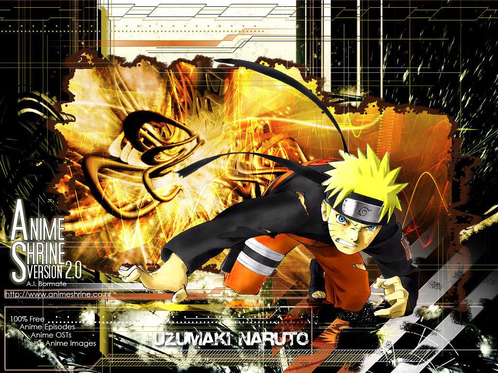 Naruto Uzumaki   Uzumaki Naruto Wallpaper 7572045 1024x768