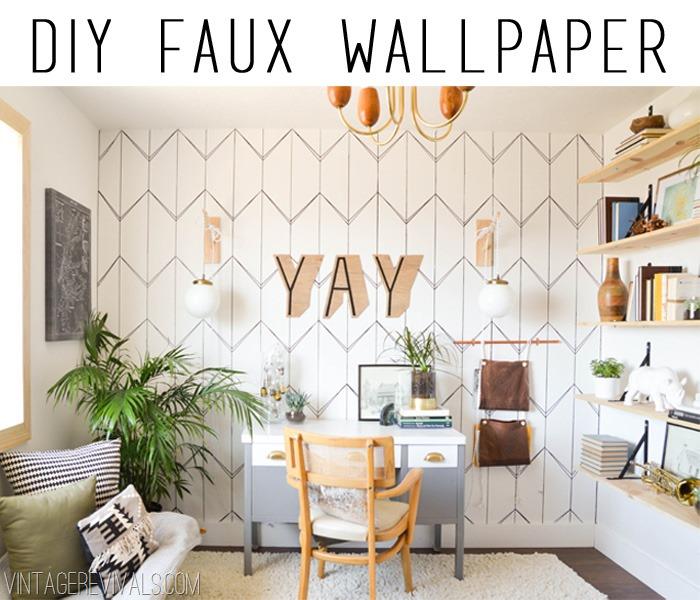 49 Diy Wallpaper For Walls On Wallpapersafari
