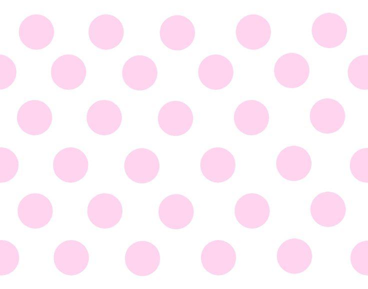 cute polka dot wallpaper