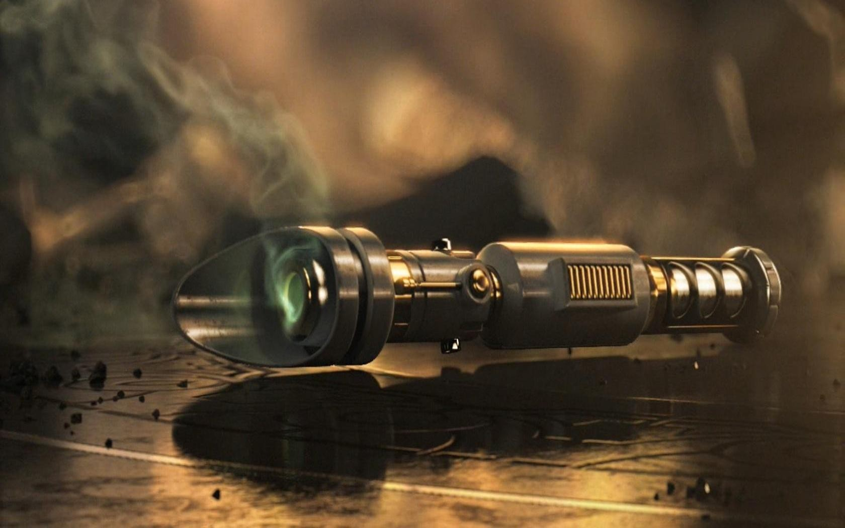 Star Wars Lightsaber Wallpaper 6 1680x1050