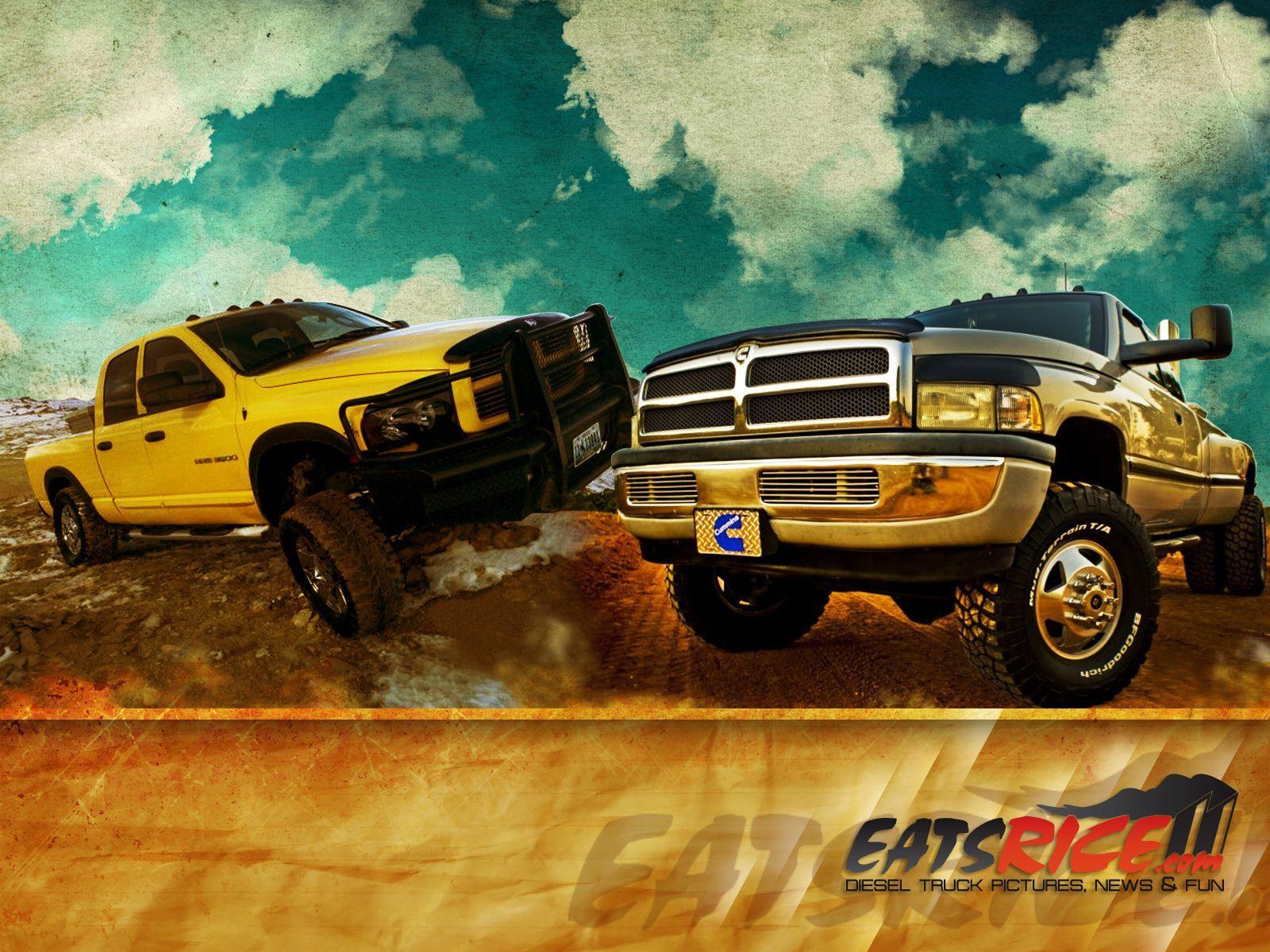 Diesel Truck Wallpapers   Top Diesel Truck Backgrounds 1600x1200