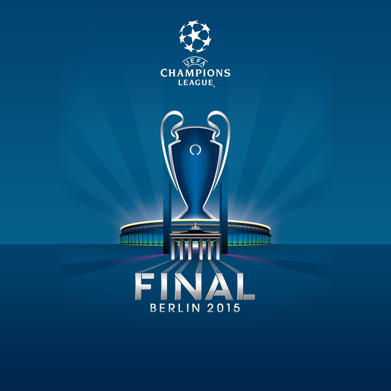 UEFA Champions League Berlin HD Wallpaper 3176 1280x1280
