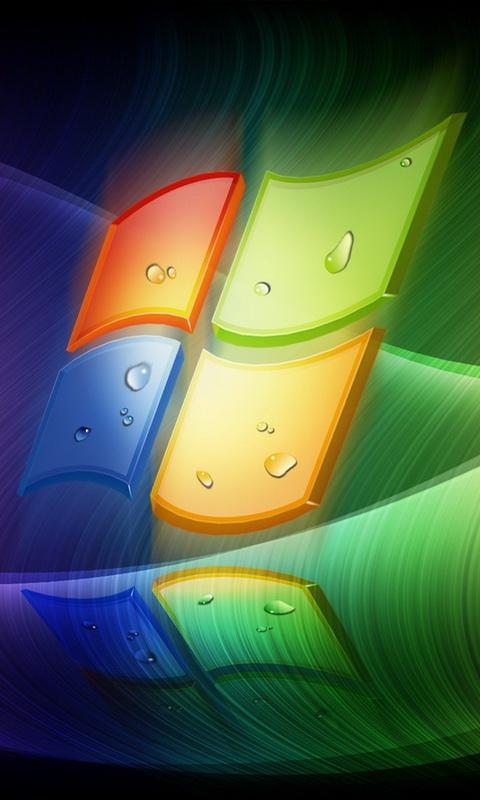 Windows 7 Mobile Phone Wallpapers 480x800 Phones Hd Wallpaper 480x800