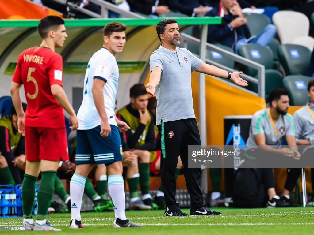 coach Helio Sousa of Portugal U20 during the FIFA U 20 World Cup 1024x768