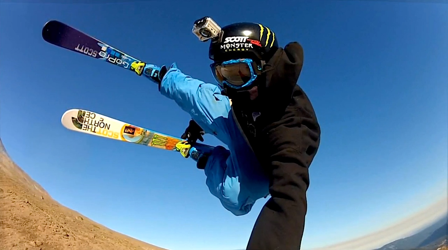 It is amazing what the new GoPro HD HERO2 camera is capable of Also 1438x804