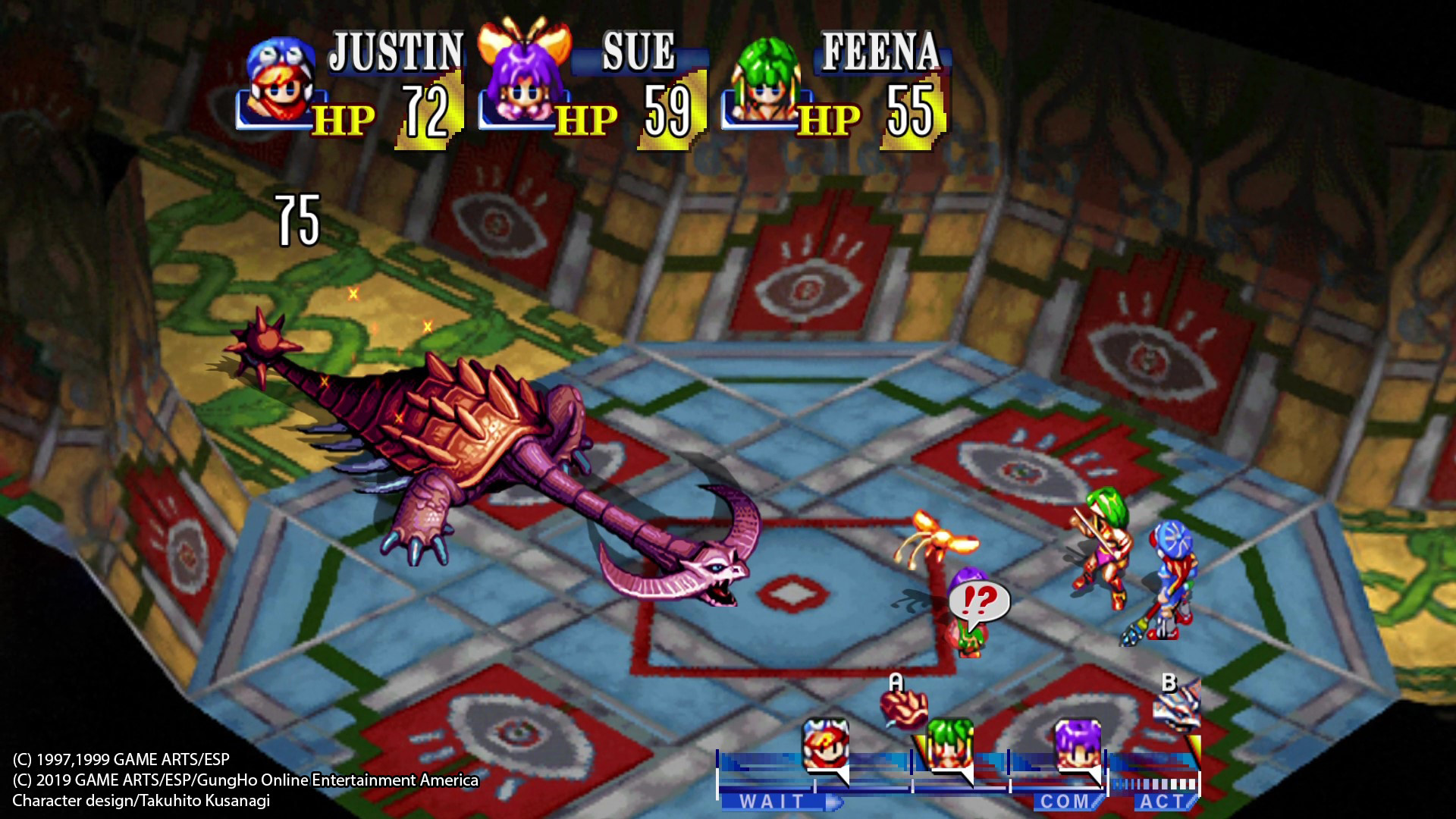 Grandia HD Remaster now available on PC   GameSpacecom 1920x1080