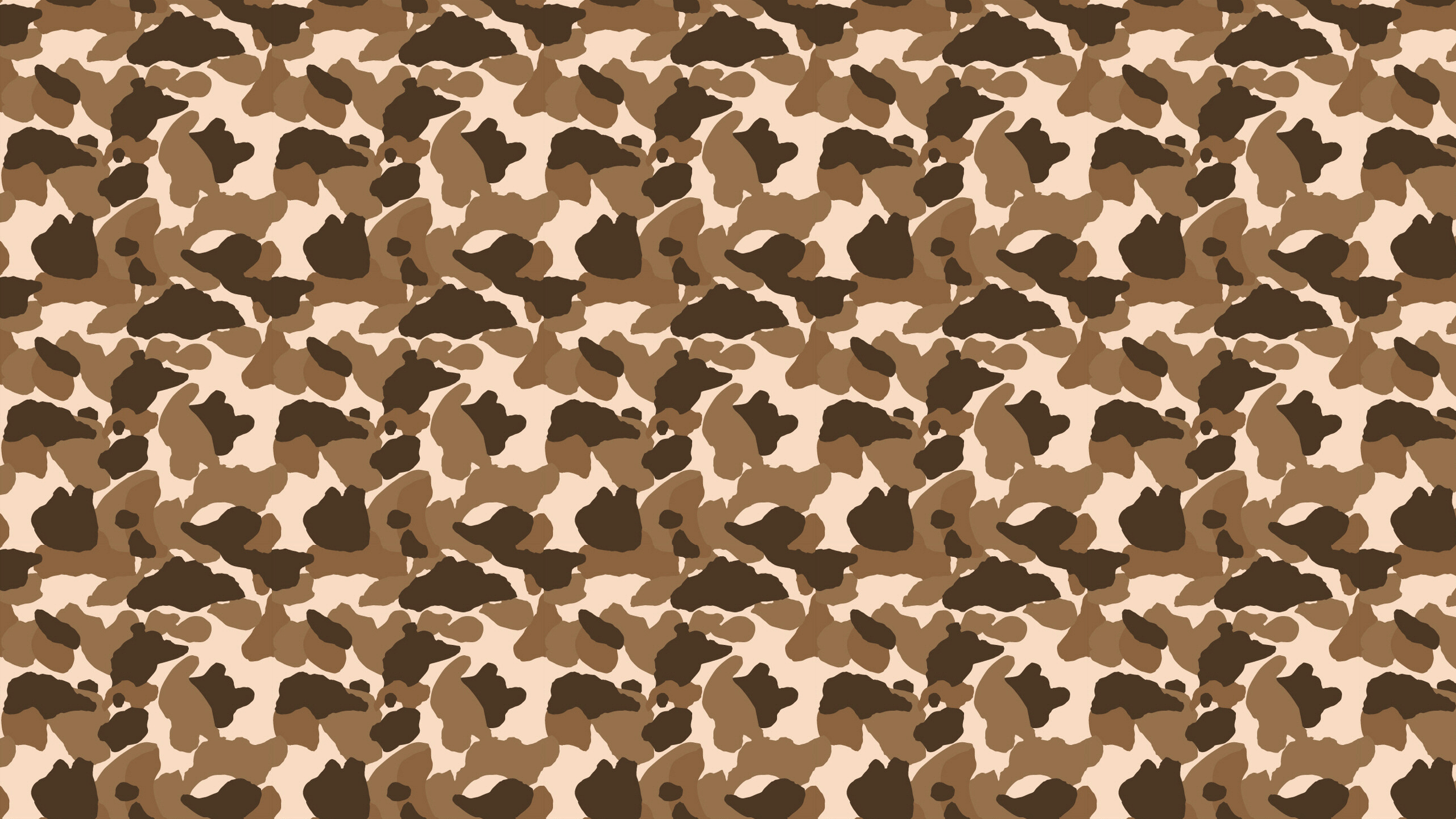 this Brown Camo Desktop Wallpaper is easy Just save the wallpaper 2560x1440