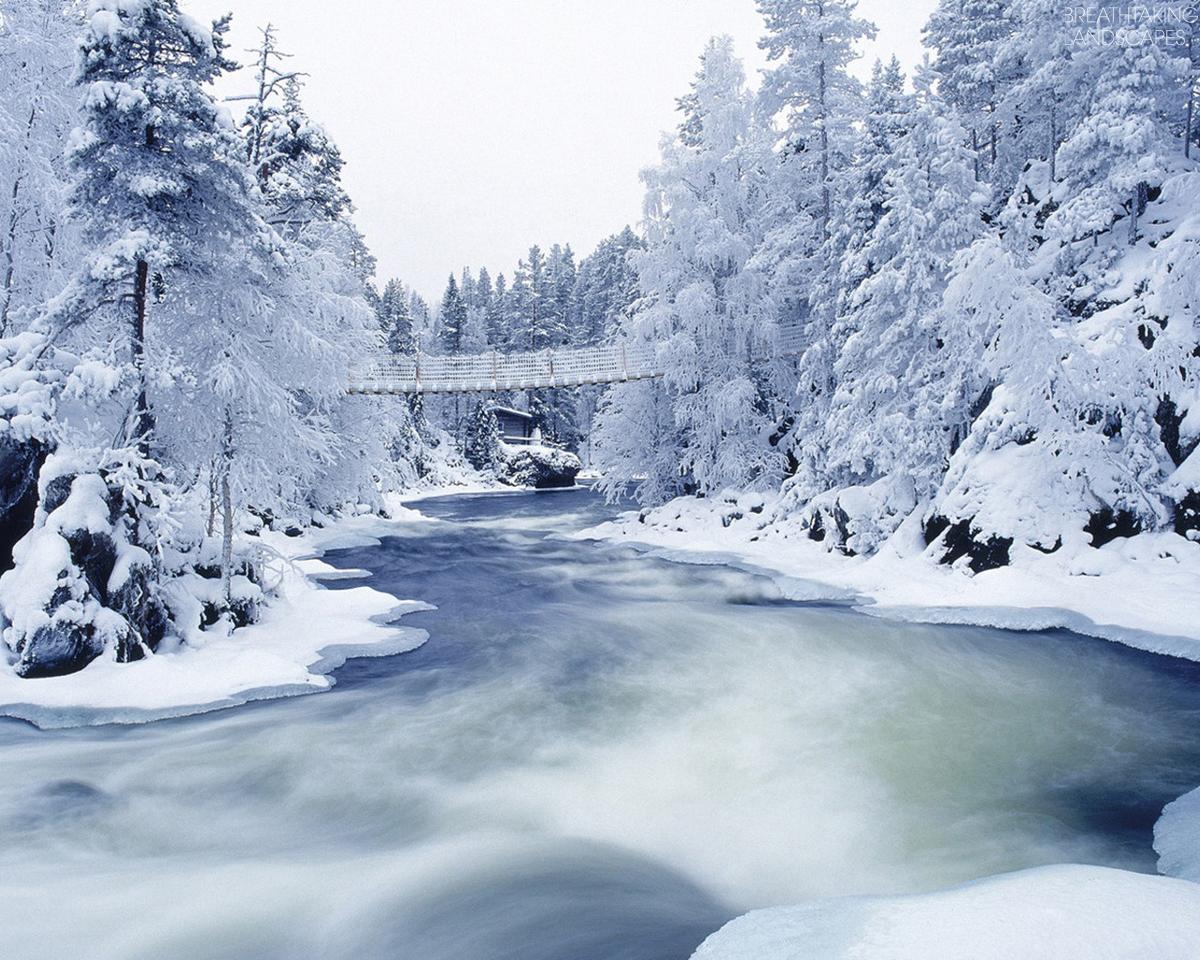 Beautiful winter landscapes 1200x960